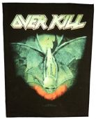 Over Kill - 'For Those Who Bleed' Giant Backpatch